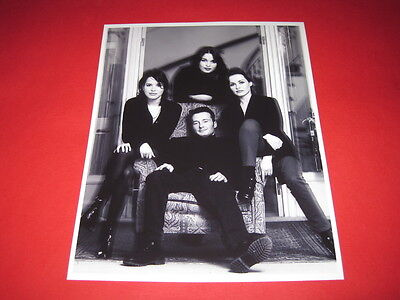 THE CORRS  10x8 inch lab-printed photo P/8688