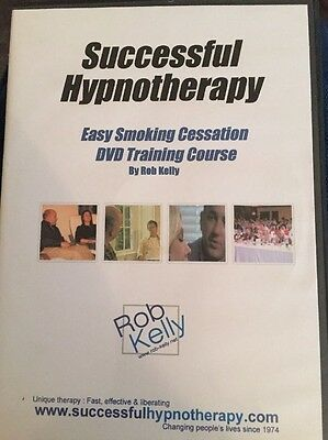 Easy smoking cessation Successful Hypnotherapy DVD training course