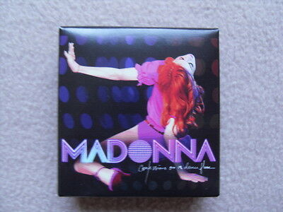 Madonna - Promo Swedish Box of Candy / Sweets Confessions On a Dance Floor Album