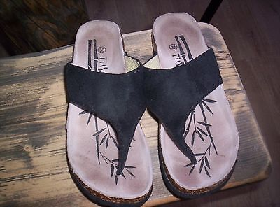 """Sandales Tongs Nu-pieds """"TISSAIA"""" Taille 38"""