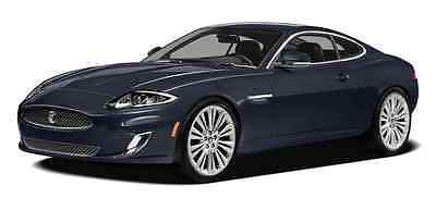 Jaguar Xk - Xkr - X150 2006 - 2012 Workshop Service Repair Manual