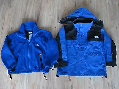 TOP!!! The Norht Face SUMMIT SERIES Jacke 3 in 1, Gr.140/M
