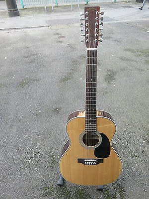 Sigma Jr12-1Ste Electro Acoustic 12 String Guitar