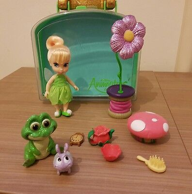 Disney Animators Collection - Mini Doll Playset - Tinkerbell