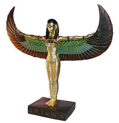 Winged Egyptian Godess Isis