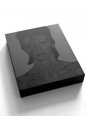 David Bowie Is Personal Portfolio: Signed Black Limited Edition 501 Of 1000 Book