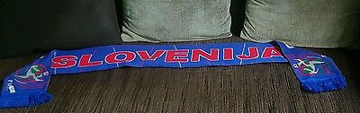 FOOTBALL SLOVENIJA Fifa World Cup 2010  Scarf