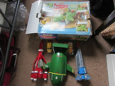 Supersize thunderbird 1 2 3 4 firefly bundle large toy ships