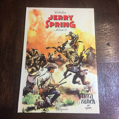Jerry Spring - Jije Rosy - Tome 2 Reedition 1956