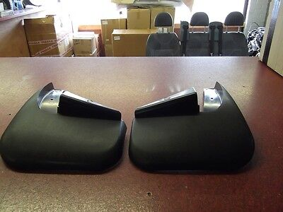 1 PAIR OF REAR  MUDFLAPS MK7 FORD TRANSIT 2006-  NEW Non Genuine