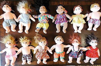 RARE TY Collection 12 Beanie Kids Original Gear MWMT Boys Girls Perfect Toy Gift