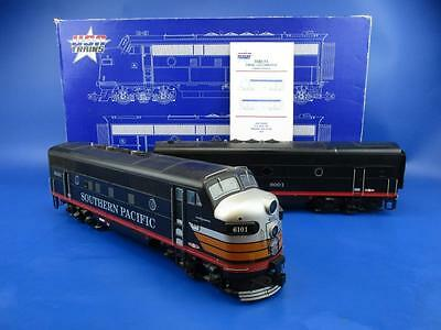 Usa Trains R22261 G Scale Emd F3Ab 'southern Pacific'