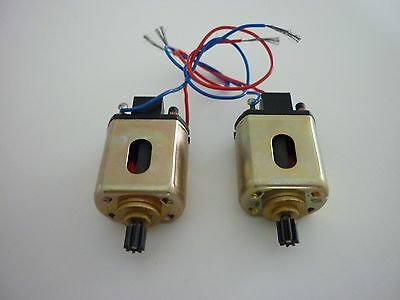 2 x Vintage Mabuchi FT-16D slot car motor -  New Old Stock from 1974