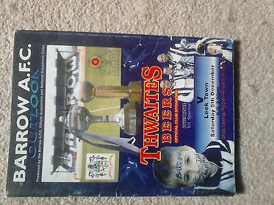 Barrow v. Leek Town 5/12/98 Conference
