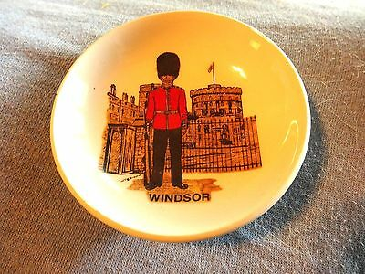 Small British Collector Plate Simpson Gridwood