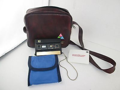 Kodak Disc 8000 Camera With Case And Film Sleeve