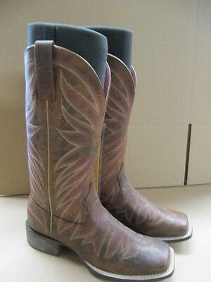 ARIAT - Women's Brilliance Boots - Sassy Brown - ( 10016312 ) - US 7B Sample