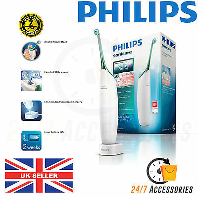 Philips HX8211/02 Sonicare AirFloss Rechargeable Power Flosser Interdental Oral