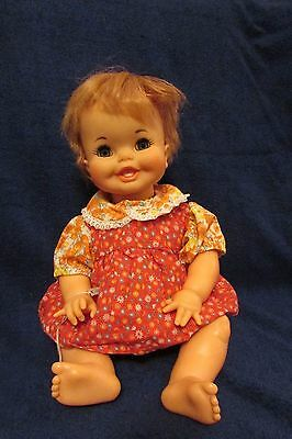 Vintage 1967 Ideal Tubsy Doll