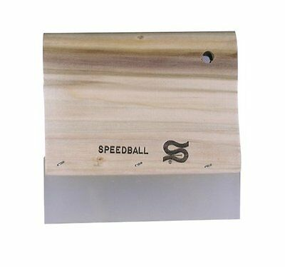 Speedball 6-Inch Graphic Squeegee for Screen Printing