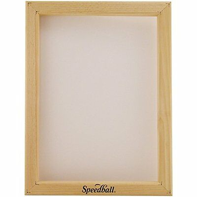 Speedball 10-Inch-by-14-Inch Screen Printing Frame