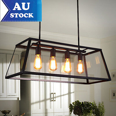 Pendant lighting Vintage Industrial French Chandleliers Modern Ceiling Lights