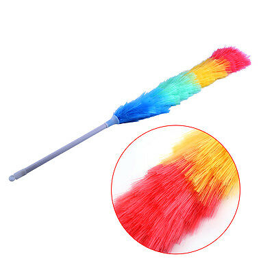 Plastic Anti-static Dust Home Cleaner Soft Feather Cleaning Mop Feather Duster