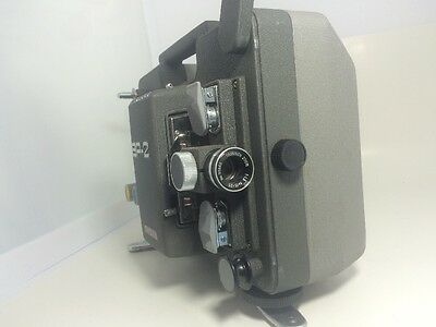 Vintage Yashica 8P-2 8Mm Movie Projector In Original Case