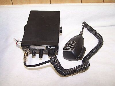 Cobra 19 DXIV Mobile 40 Channel CB Radio! No Reserve Price! See Pictures!