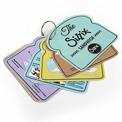 Sizzix Idea Booklet-How To Sandwich