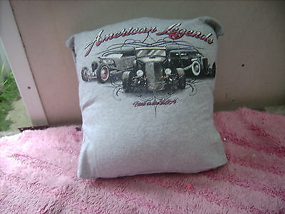 Hot Rods      Cushion 16 Inch/ 40 Cm
