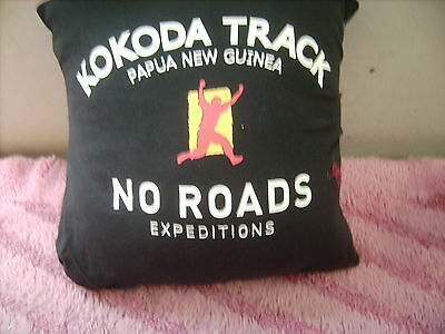 Kokoda  Track  Ww2   Cushion 16 Inch/ 40 Cm