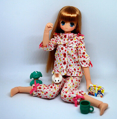 Azone Pure Neemo cute japanese girl mouth V.2 body S 1/6 doll pijama extra hands