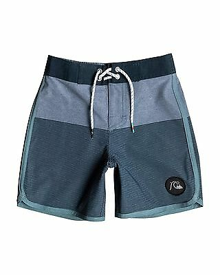 "NEW QUIKSILVER™  Boys 2-7 Tijuana 12"" Boardshort Boys Children Swim Shorts"