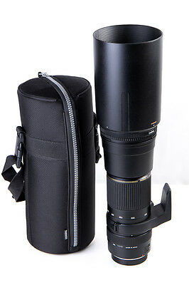Superzoom Tamron SP AF 200-500MM F/5-6.3 Di LD (IF) para Canon EF