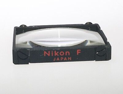 Nikon F Glass .... Viewfinder Glass? - MADE IN JAPAN - PART A