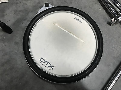 """Yamaha XP120SD 12"""" DTX Electronic Snare Drum Trigger Pad"""