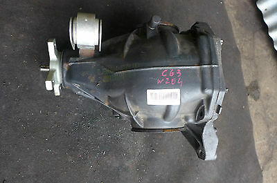 Mercedes C63 W204 Amg 6.2 V8 Petrol Rear Diff Differential