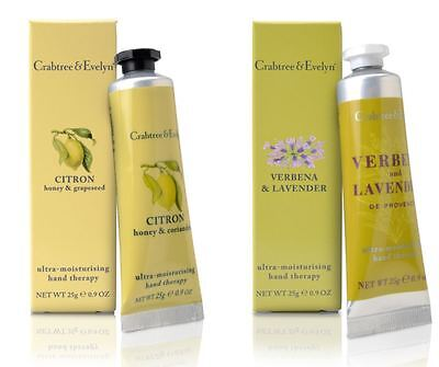 Crabtree and Evelyn Hand Cream Duo Set