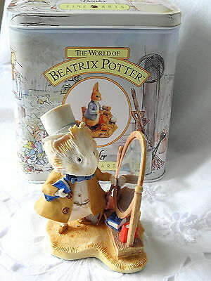 Border Fine Arts ~ Beatrix Potter  ~ The Amiable Guinea Pig ~ Bp12