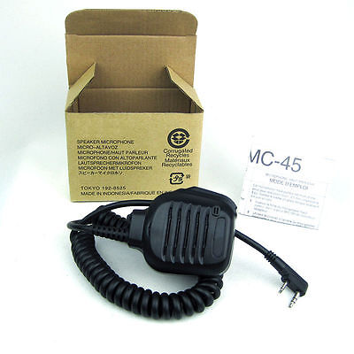 OEM SPEAKER MIC For KENWOOD TK3402 TK2312 TK3312 NX220 NX320 NX240 As KMC-45 220