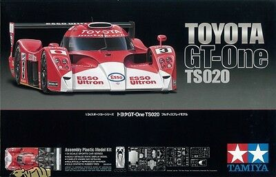 Tamiya 24222 1/24 Scale Toyota GT-One TS020  from Japan