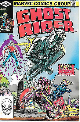 Ghost Rider #71 (Marvel 1982; vf/nm)
