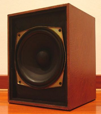 Subwoofer passivo sospensione pneumatica driver by Heco Made in Germany
