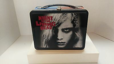 NIGHT OF THE LIVING DEAD Lunchbox 2001 Neca Limited Edition Horror  RARE HTF
