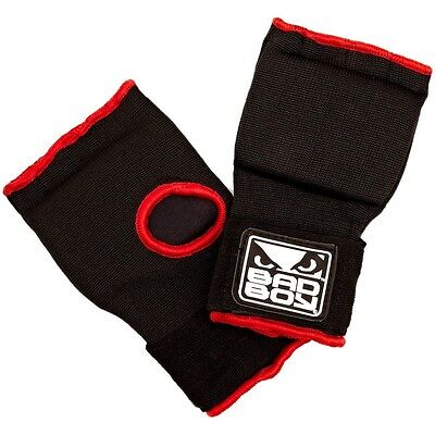 Bad Boy Easy Wrap Hand Wraps Inner Gloves Protection Boxing MMA Kickboxing