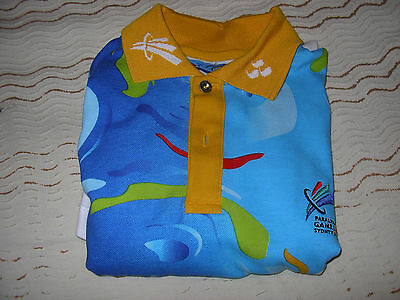 Bonds Paralympic Games Sydney 2000 Polo Shirt Size Xl