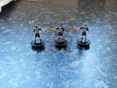 Subbuteo Premiership Referee, Linesmen And Eighteen Additional Flags