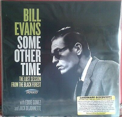 Bill Evans Some other time 2 LP Sealed
