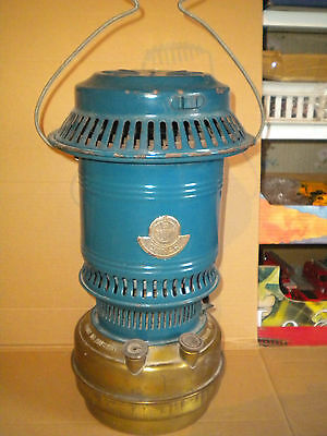 Vintage camping stove Heater Ditmar Demon austria 1950s
